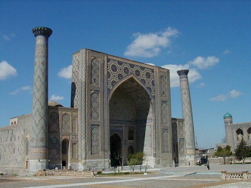 Registan Uzbekistan